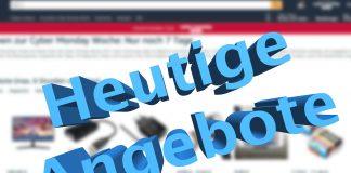 Heutige Angebote beim Countdown zur Cyber Monday Woche am 14.11.2017, Hack4Life, Fabian Geissler, Bericht, Angebote
