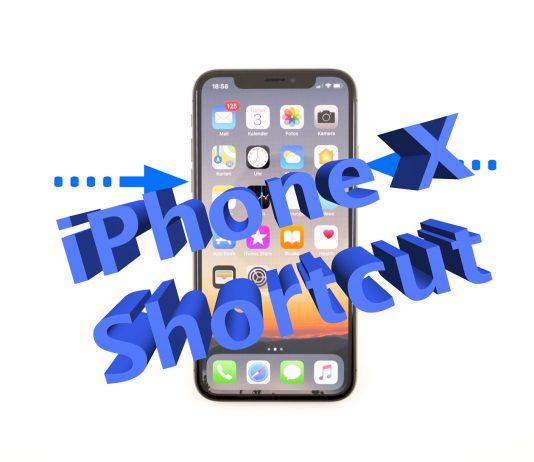 Shortcut für Notruf SOS auf dem iPhone X, Hack4Life, Fabian Geissler, Anleitung, How To