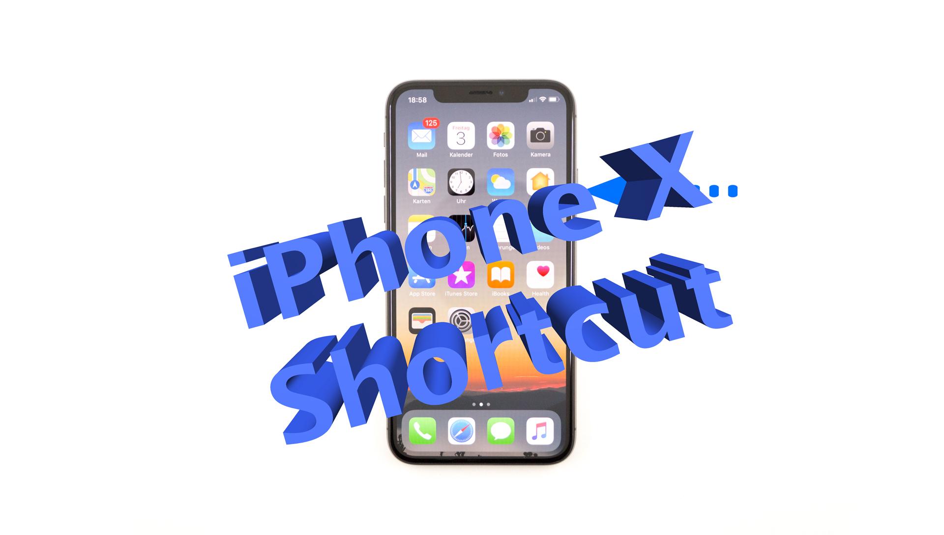iphone x siri aufrufen