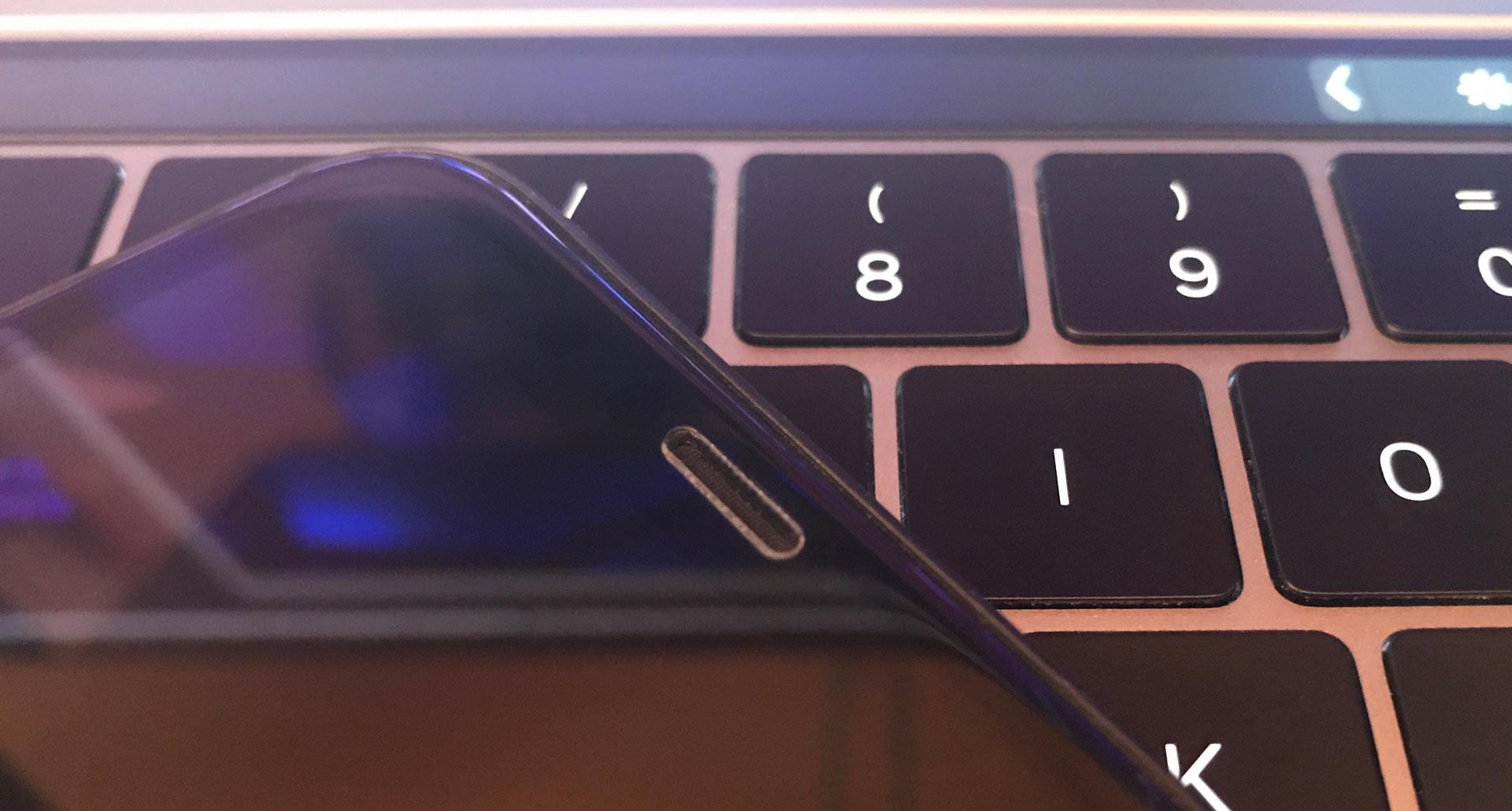 Staub, CellBee, iPhone X, Hack4Life, Fabian Geissler, im Alltag