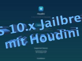 Houdini iOS 10.x Jailbreak - Anleitung von Hack4Life, Fabian Geissler