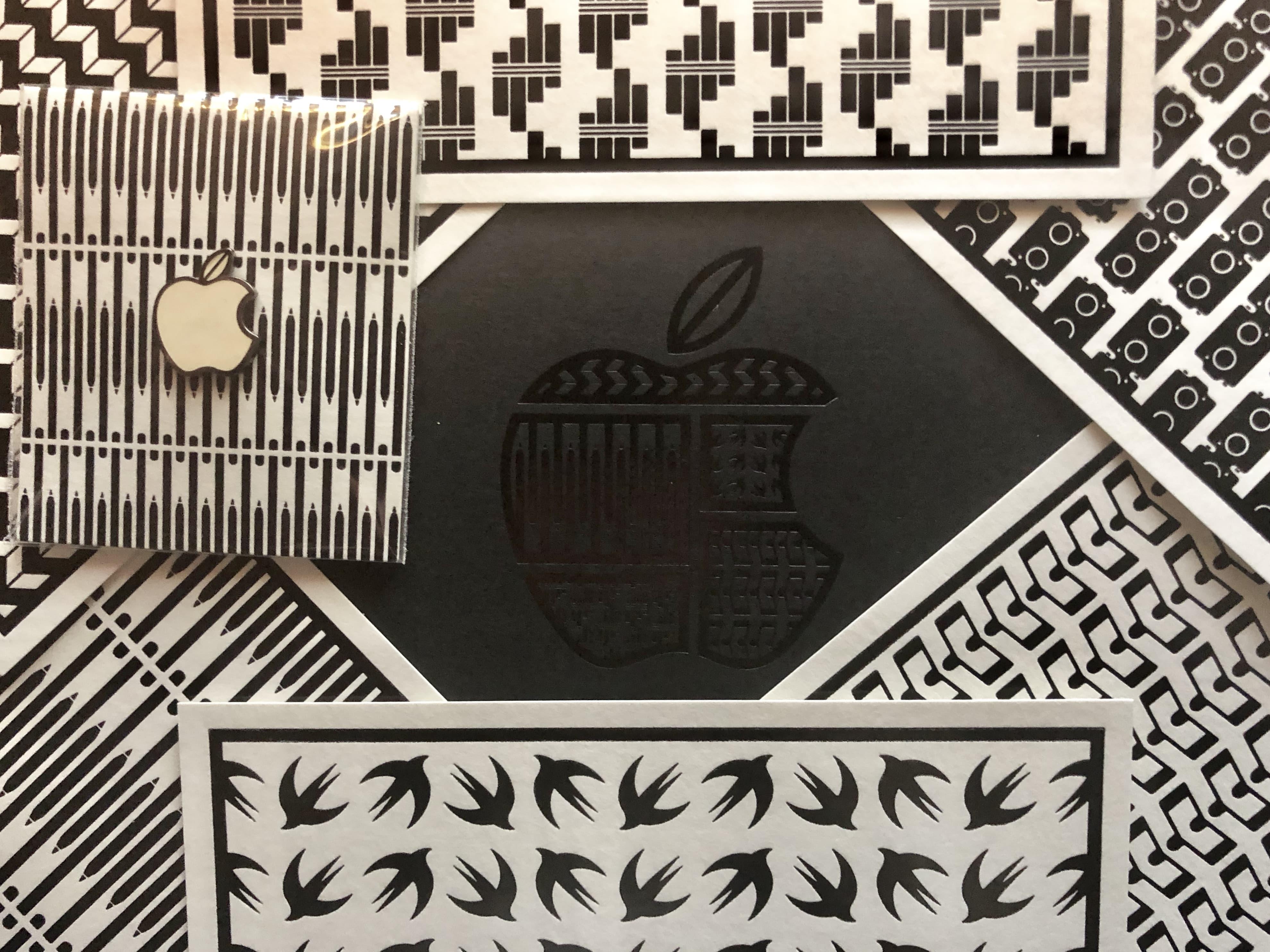 Postkarten statt T-Shirt, Apple Store Kärntnerstraße, Hack4Life, Fabian Geissler, Grand Opening