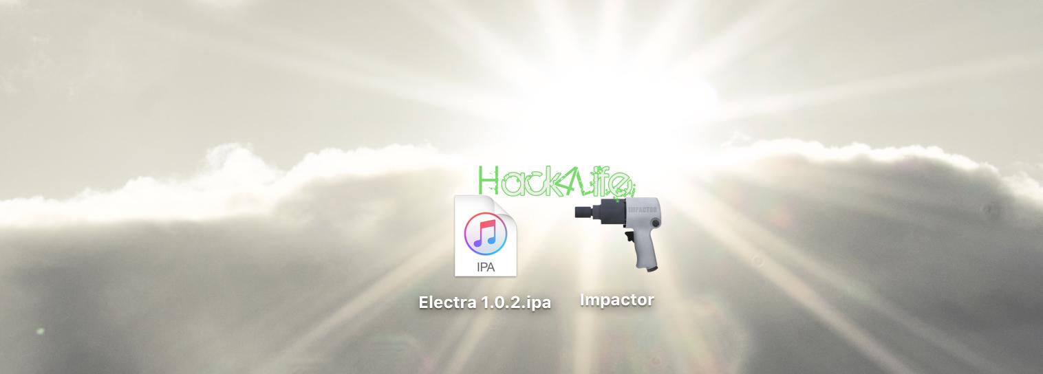 Electra und Impactor, iOS 11 Jailbreak Anleitung, Hack4Life, Fabian Geissler