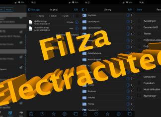 Filza Electracuted, Anleitung, Installation, Cydia, Hack4Life, Fabian Geissler