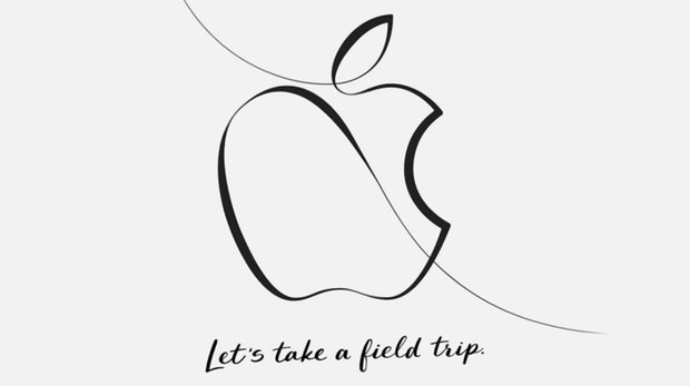 Let's take a field trip - Apple Event März 2018, Hack4Life, Fabian Geissler