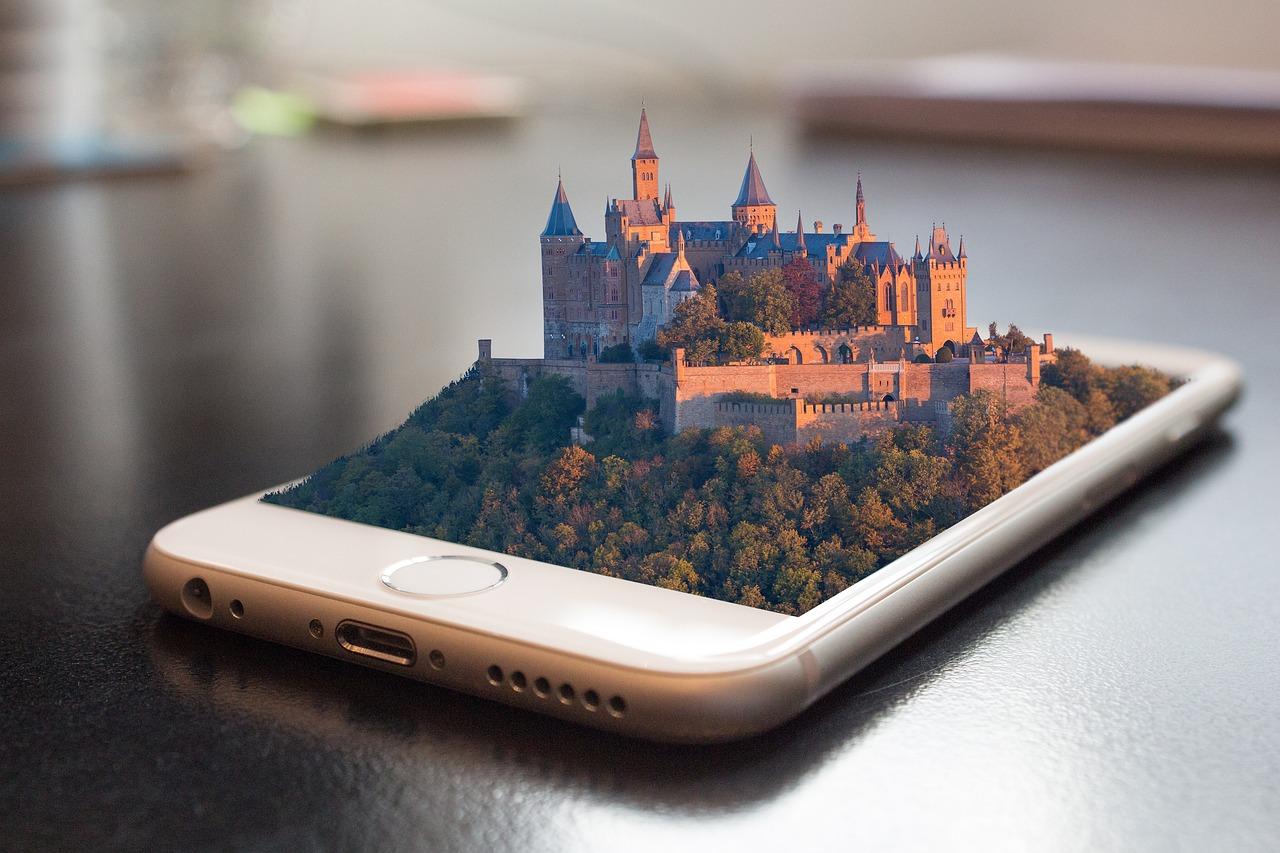 Was mit dem Smartphone in Zukunft möglich sein könnte.