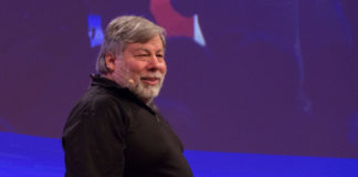 Steve Wozniak bei WeAreDevelopers in Wien über Bitcoins und Tesla
