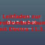 Probleme mit Electra 11.3.1 beheben, Anleitung, Hack4Life, Fabian Geissler