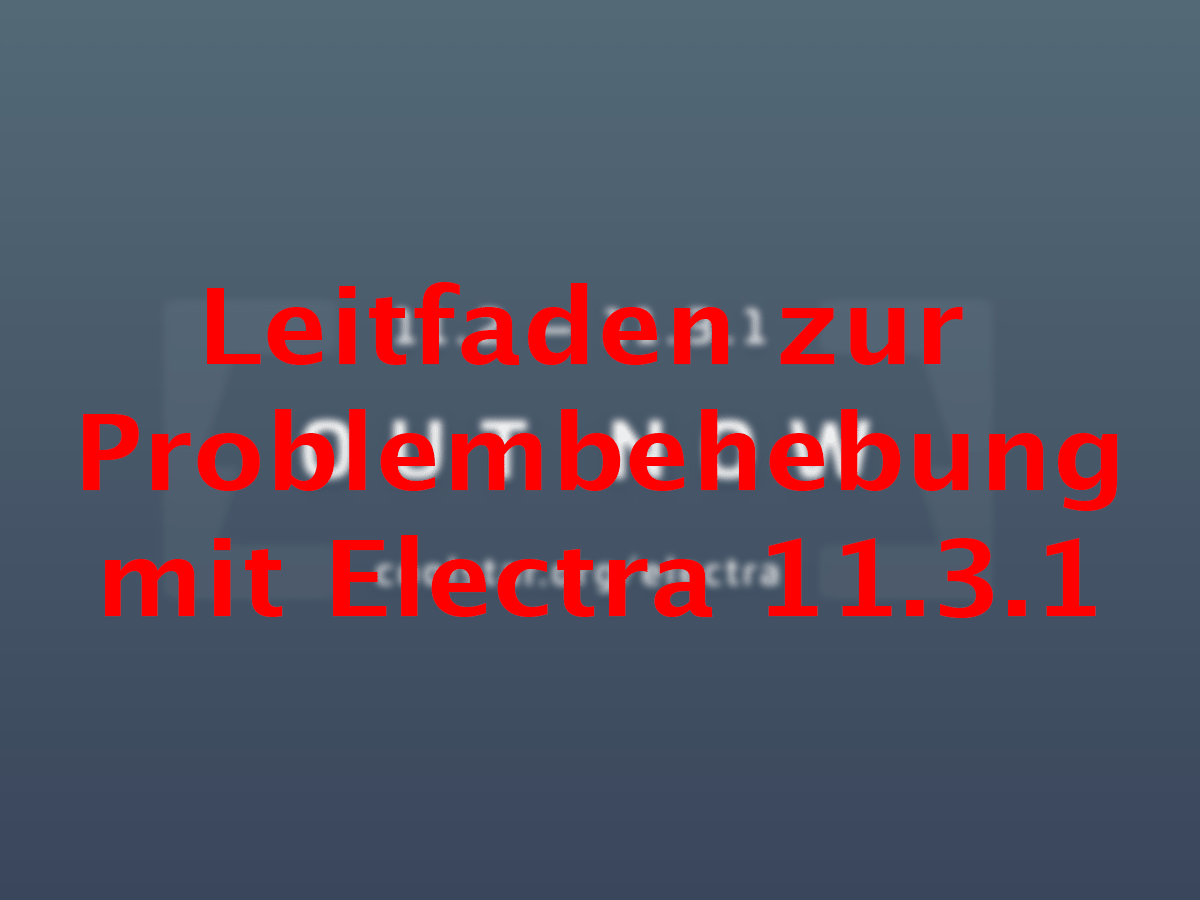 iOS 11 3 1 Electra Jailbreak does not work: Solutions