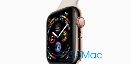 Apple Watch Series 4 von Apple vorgestellt, Leak, Bild, watchOS 5, 9to5mac, Hack4Life, Fabian Geissler