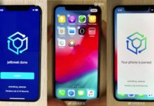 iOS 12 Jailbreak from Ali Security with Pandora, iOS 12 Jailbreak untethered, Proof of concept, Hack4Life, Fabian Geissler, iPhone X, iPhone Xs, Exploit, video, Demo, Download, Free, working