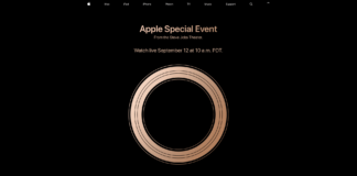 Gather Round - Apple Special Event am 12. September, Hack4Life, Fabian Geissler, Live Ticker, Live Stream, iPhone XS, Leak, Bilder, Features, Neuerungen, seriös, kompetent