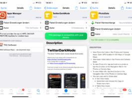 Apps Manager, countingNotes, TwitterDarkMode, PhotoData, Tweak Count 2, Top Cydia Tweaks Ausgabe 9, Hack4Life, Fabian Geissler, kompetent, seriös, kostenlos, gratis, hack