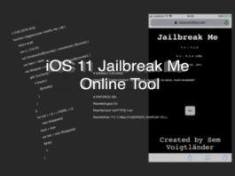 iOS 11 Online Jailbreak Me: race condition.win, Hack4Life, Fabian Geissler, iOS 11.3.1, Online Tool, Informationen, Exploits, Funktion