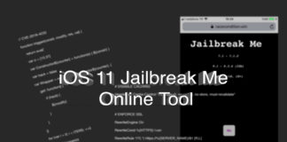 iOS 11 Online Jailbreak Me: race condition.win, Hack4Life, Fabian Geissler, iOS 11.3.1, Online Tool, Informationen, Exploits, Funktion