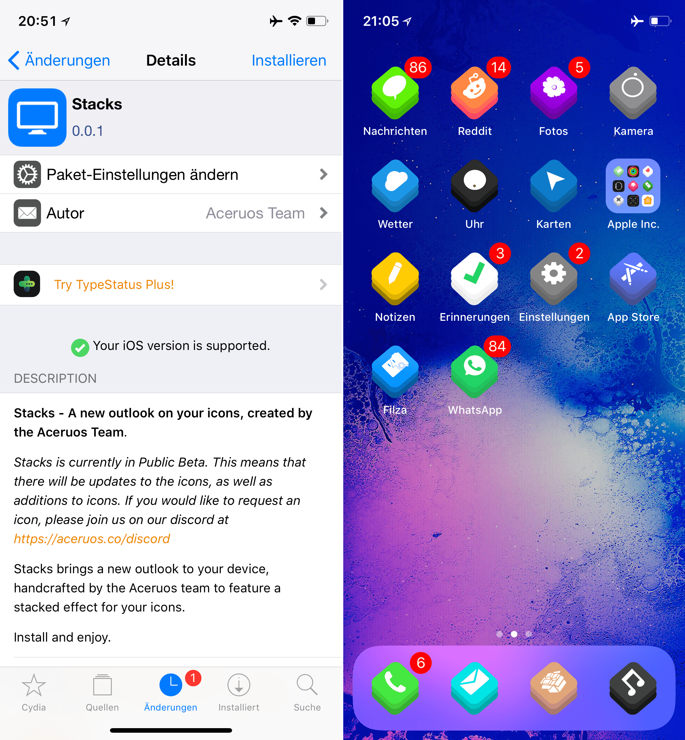Top Cydia Tweaks: Snowboard, shuffle, ebullience and more – Issue 14