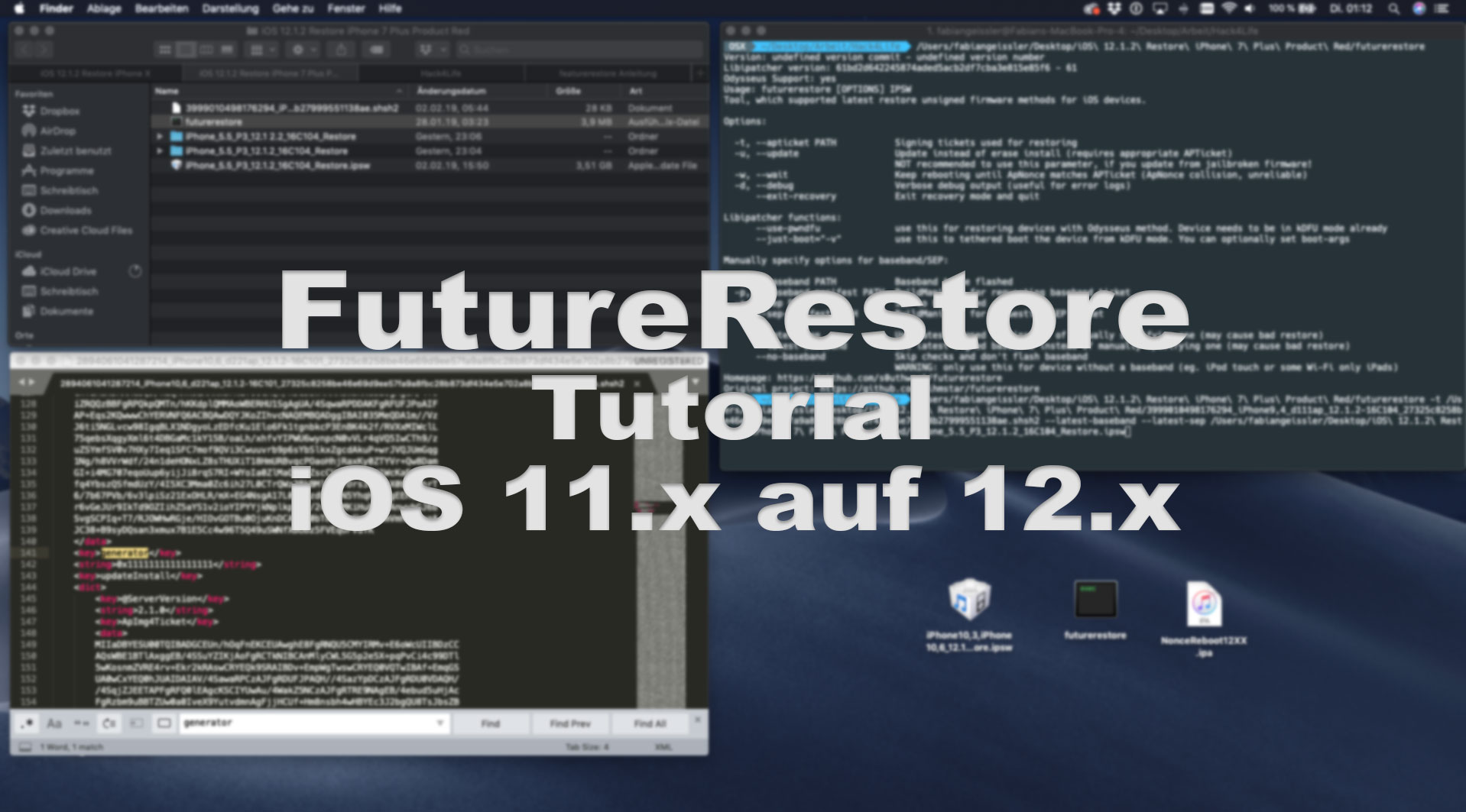 Chimera iOS 12 Jailbreak - So funktioniert's - Hack4Life