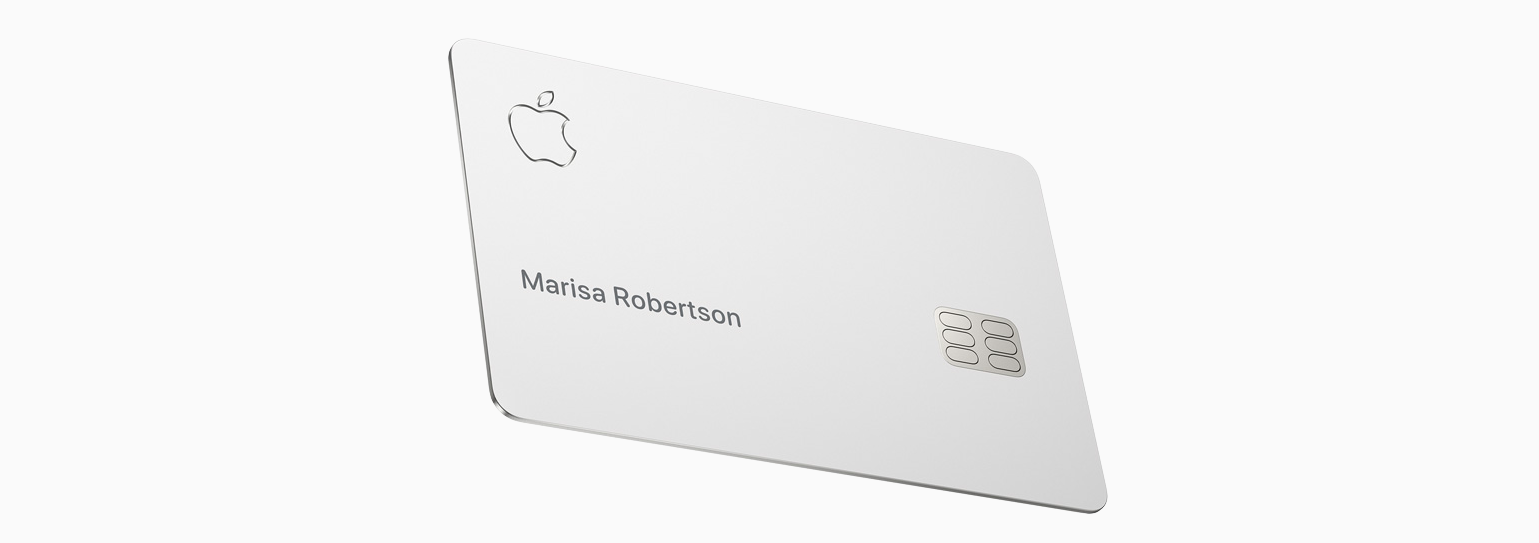 Minimalistische Apple Kreditkarte aus Titan, Apple Card, Apple Card Material, Apple Card sicher, Apple Card bestellen, Hack4Life, Fabian Geissler, Informationen zur Apple Card, Verstecke Kosten bei der Apple Card