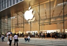 Apple Store in China, ©istock.com/Nikada