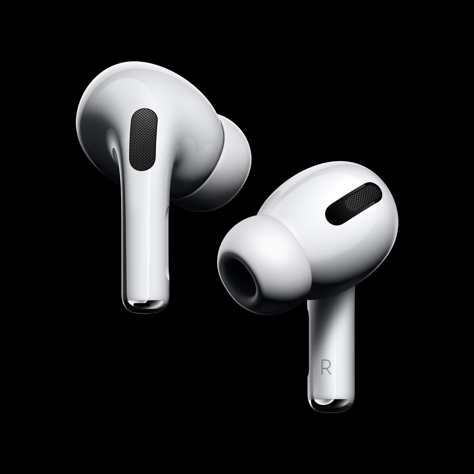 Neue AirPods Pro von Apple mit aktiver Geräuschunterdrückung