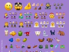Emoji 2020 Liste: 117 neue Emojis kommen, Hack4Life, Fabian Geissler, Offizielle Emojis, neue iPhone Emojis