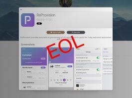 ReProvision EOL erreicht, Hack4Life, Fabian Geissler, Matt Clarke, ReProvision Alternativen, ReProvision von Apple vernichtet, Warum funktioniert ReProvision nicht mehr, anleitung, Jailbreak, iOS 12, iOS 13, App Signierung
