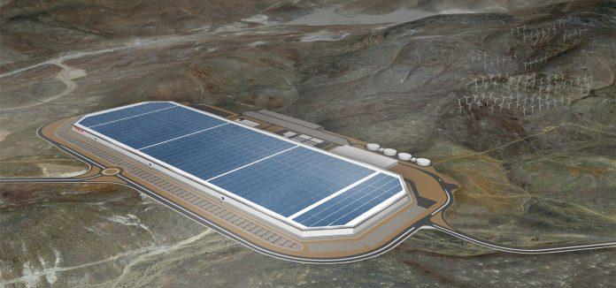 Tesla Gigafactory / Bild: Tesla, Hack4Life, Fabian Geissler, Tesla Gigafactory Standort, Tesla in Deutschland