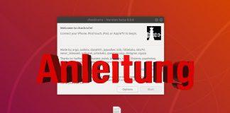 Anleitung: Checkra1n unter Ubuntu als Anwendung installieren, Hack4Life, Fabian Geissler, Anleitung für Checkra1n unter Ubuntu, Checkra1n unter Linus als Programm installieren, Checkra1n GUI Linux, Trick