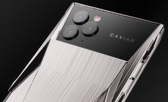 Cyberphone - iPhone 11 Pro inspiriert von Teslas Cybertruck für 15.000$, Hack4Life, Fabian Geissler, Cavier, Titan iPhone 11 Pro, Modifiziertes iPhone 11 Pro, Luxus iPhone 11 Pro