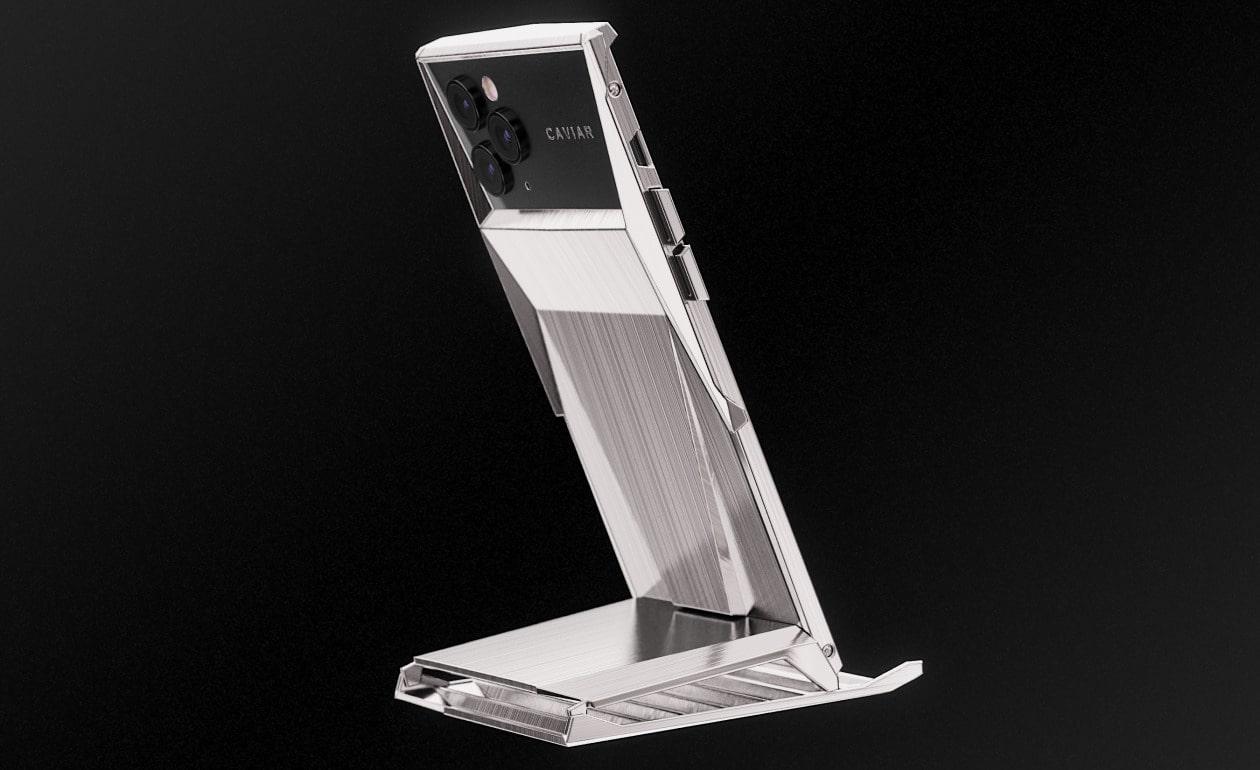 Teuer und unhandlich - Cyberphone, Hack4Life, Fabian Geissler, Cavier, Titan iPhone 11 Pro, Modifiziertes iPhone 11 Pro, Luxus iPhone 11 Pro