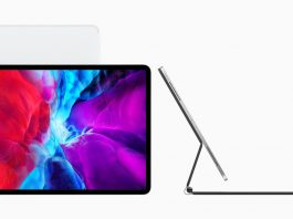 Apple stellt neues iPad Pro 2020 vor, Fabian Geissler, Hack4Life, LiDAR Scanner, iPad OS Trackpad, iPad Pro Tastatur mit Trackpad