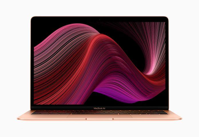 Neues MacBook Air 2020 mit neuem Magic Keyboard vorgestellt, Hack4Life, Fabian Geissler, Apple stellt neues MacBook Air vor, MacBook Air 2020, MacBook Air Keyboard, MacBook Air Tastatur Test
