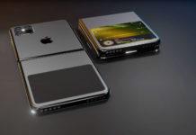Apple testet faltbares iPhone | Sceenshot/#iOS Beta News/YouTube