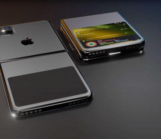 Apple testet faltbares iPhone   Sceenshot/#iOS Beta News/YouTube