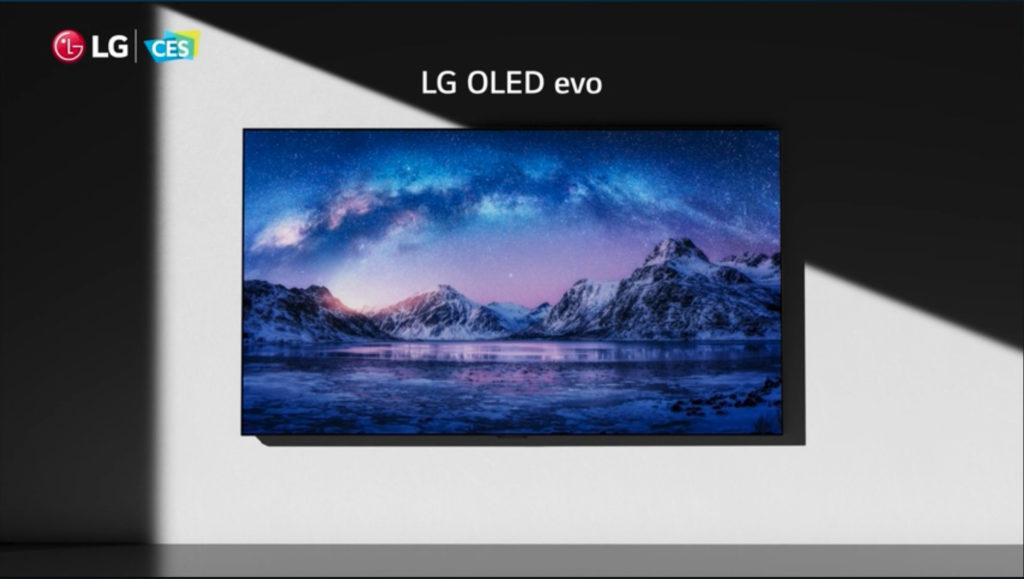 """LG stellt neuen OLED evo Fernseher mit 83"""" und 8K Auflösung auf der CES 2021 vor, Hack4Life, Fabian Geissler"""