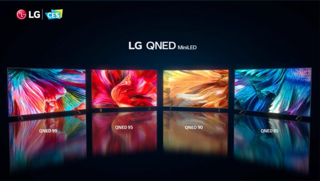 LG QNED MiniLED in vier Größen auf der CES 2021 vorgestellt, Hack4Life, Fabian Geissler, CES 2021, LG