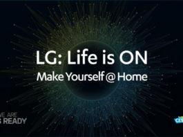 LG: Life is ON PRessekonferenz auf der CES 2021