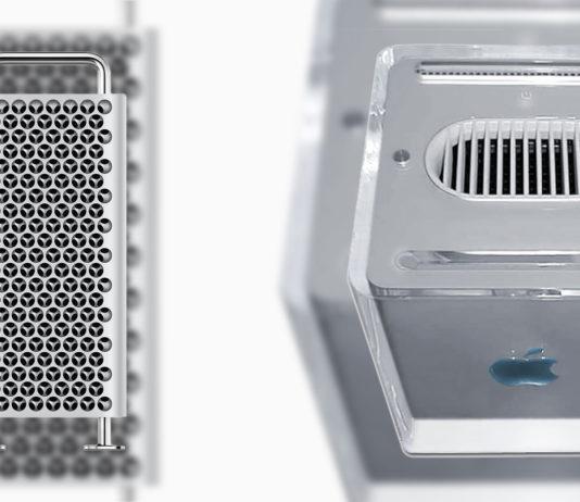 Neuer Mac Pro im Design vom Power Mac G4 Cube