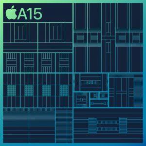 Das Herzstück vom iPhone 13 der A15 Bionic Chip, Hack4Life, Fabian Geissler, iPhone 13, California Streaming Event