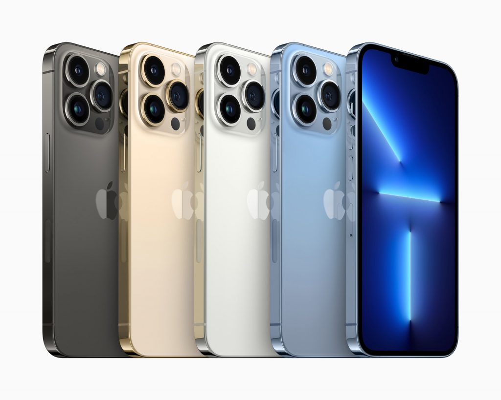 iPhone 13 Pro Lineup, Hack4Life, Fabian Geissler, iPhone 13, California Streaming Event